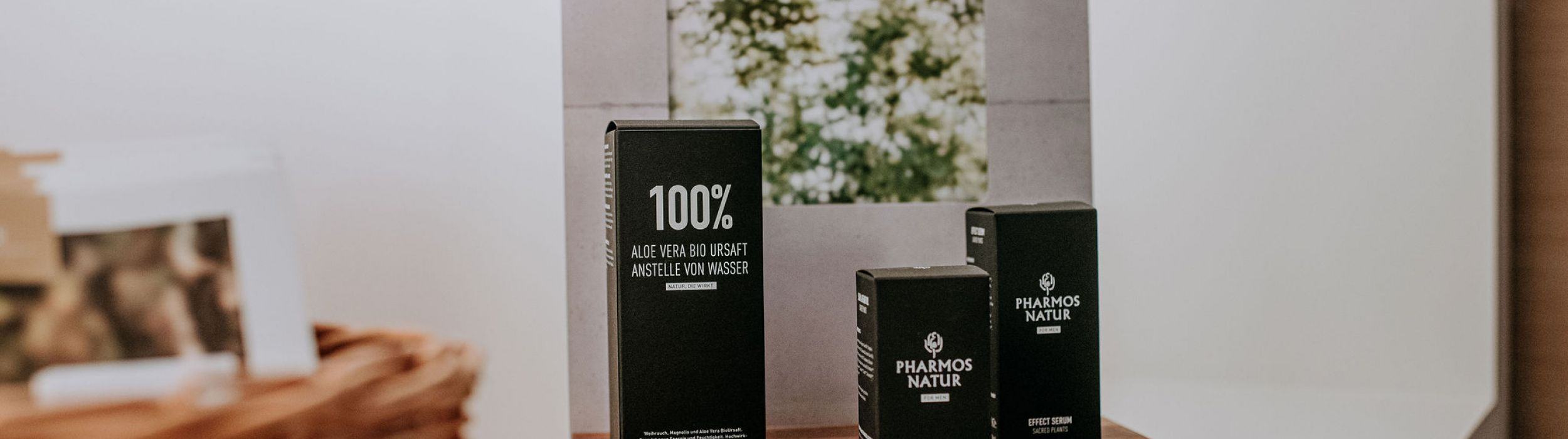 Beauty Products Pharmos Men