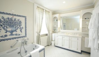 Senior Suite Bathroom-Main House