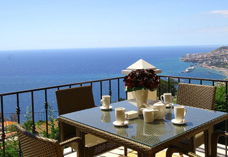 Two Bedroom Funchal & Sea View