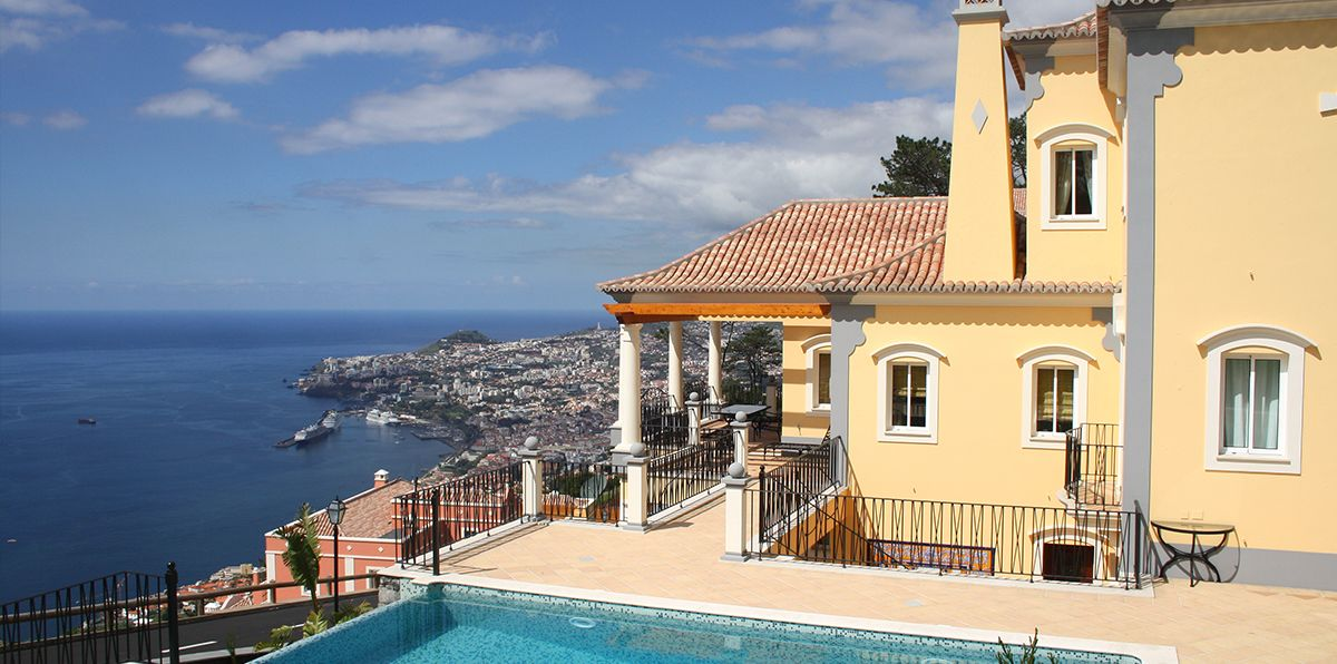 Luxury Villas in Madeira