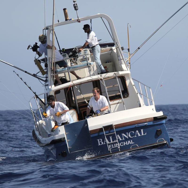 Balancal Fishing Boat