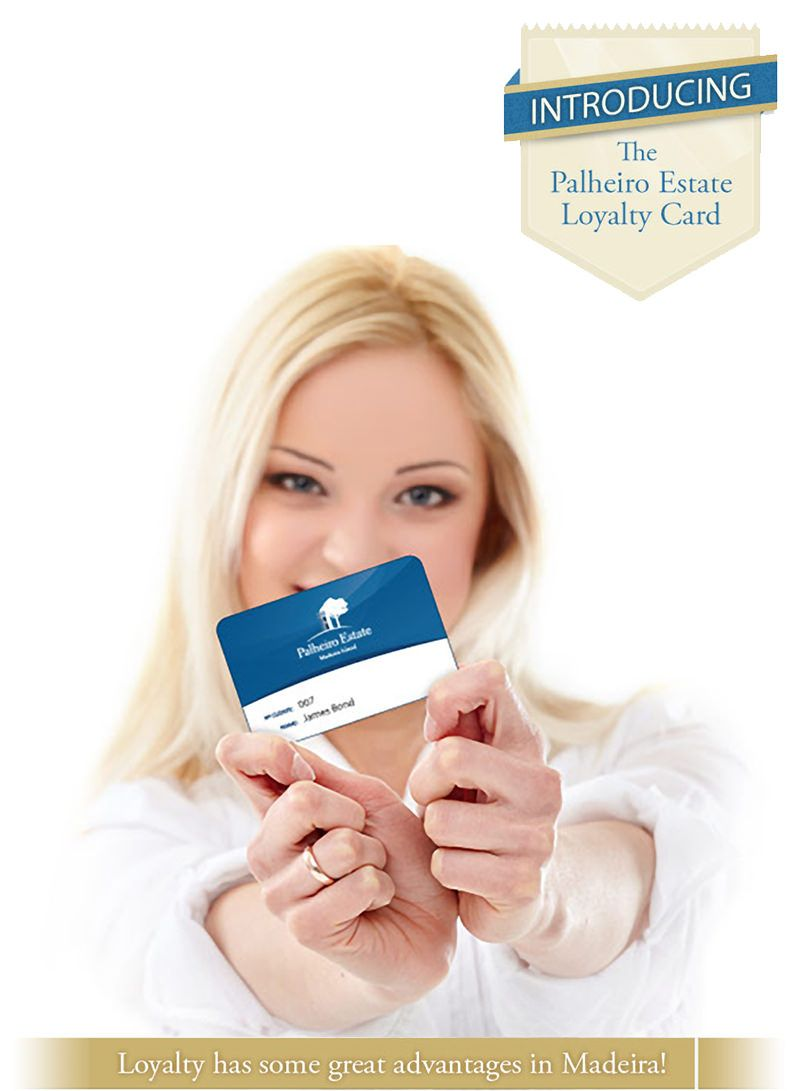 Palheiro Loyalty Card